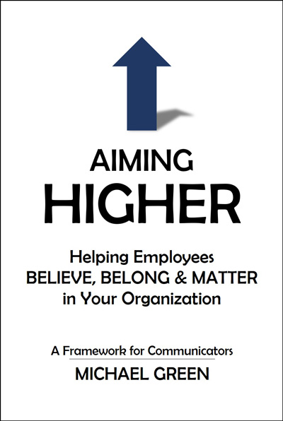 Aiming Higher Book by Michael Green