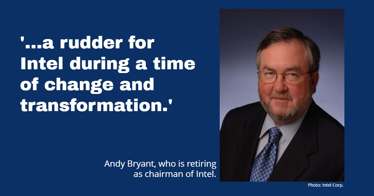 The humble audacity of Intel's Andy Bryant