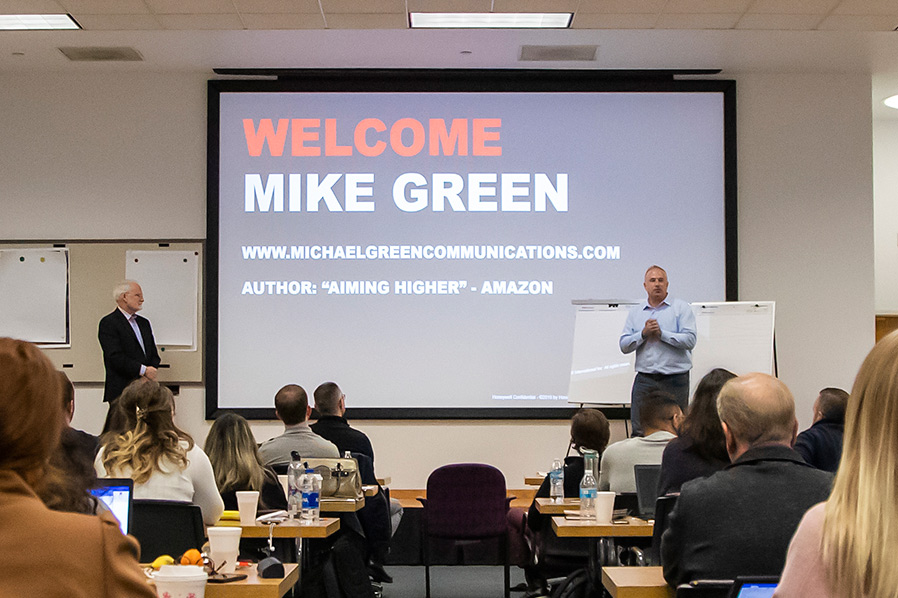 Organizational Communications Consulting Michael Green 03