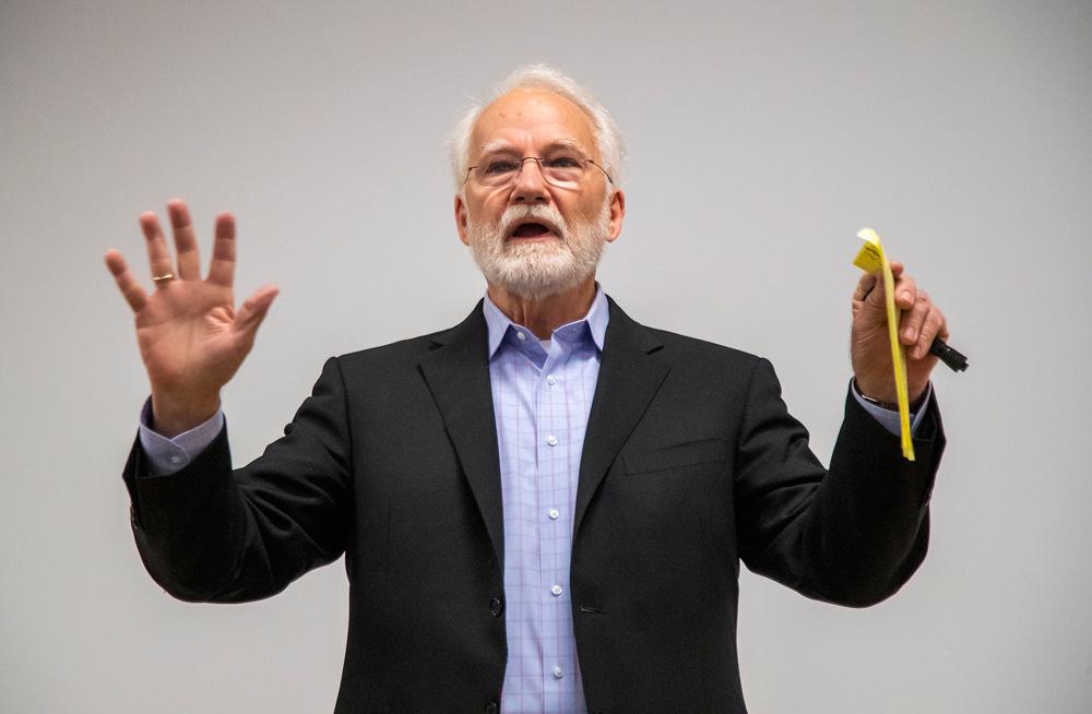 Organizational communications consultant Michael Green